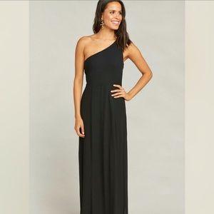Show me your mumu Eliza One shoulder dress B710